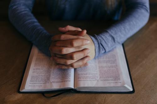 聖書を読む宗教観