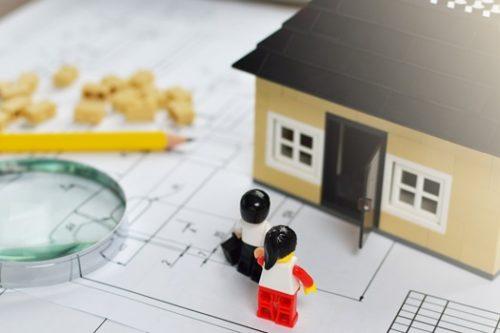 家の計画を立てる
