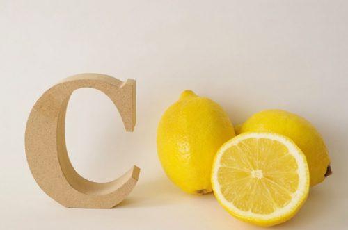 ビタミンCとレモン