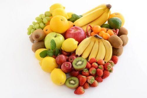 健康に必要な果物