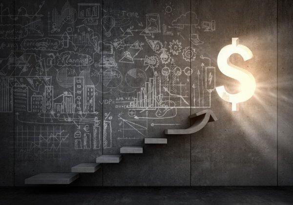 お金を手に入れる階段