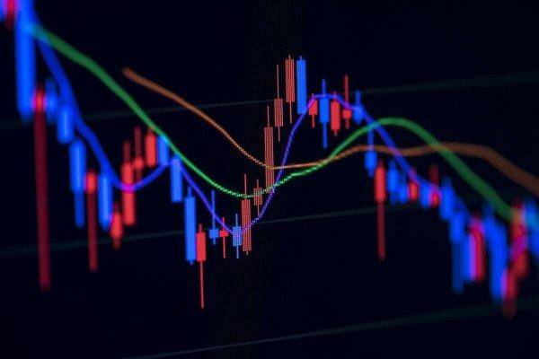 投資のローソクチャート