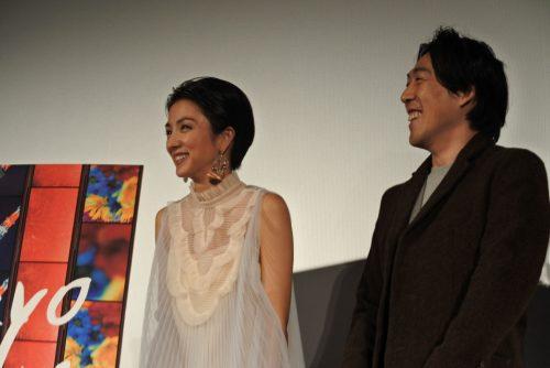 東京国際映画祭満島ひかりさん