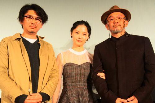 東京国際映画祭 宮崎あおい