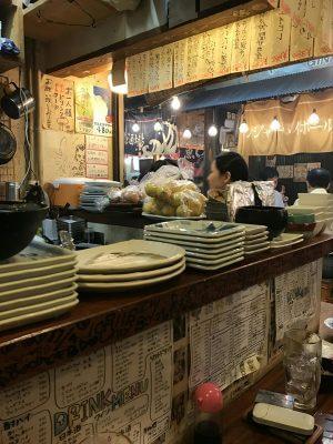 恵比寿横町の飲み屋